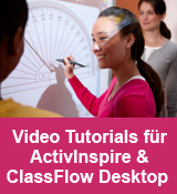 ActivInspire Video Tutorials